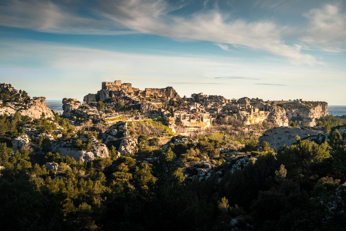 France, Baux de Provence