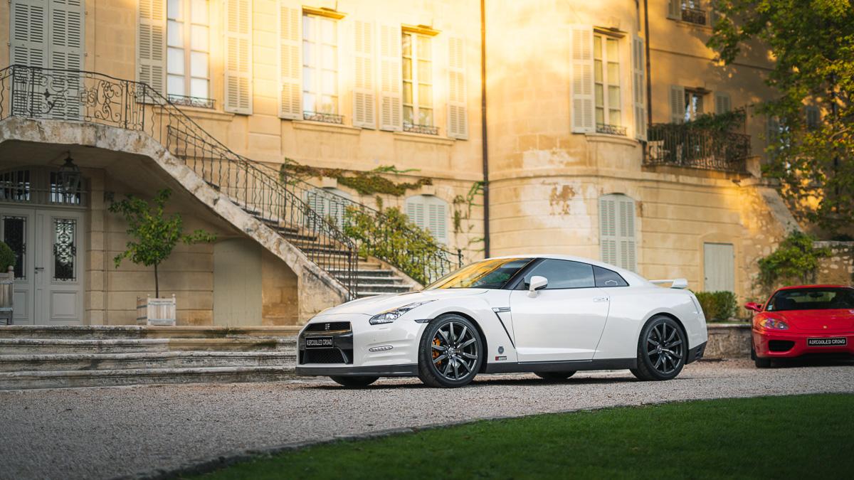 2019_10_27 Supercars Provence Nissan GTR R35
