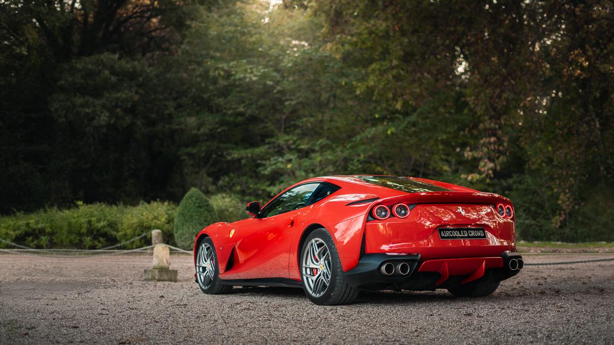 2019_10_27 Supercars Provence Ferrari 812