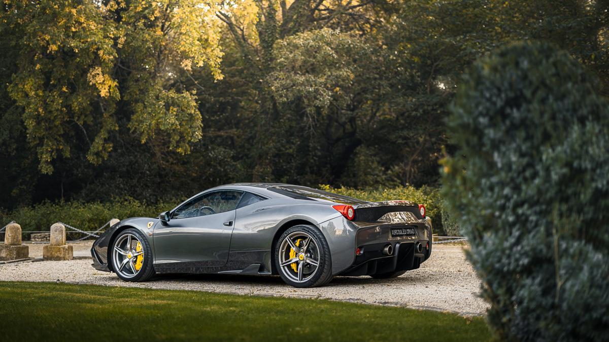 2019_10_27 Supercars Provence Ferrari 458