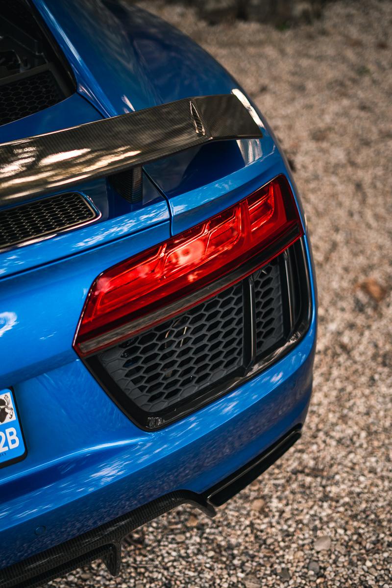 2019_10_27 Supercars Provence Audi R8