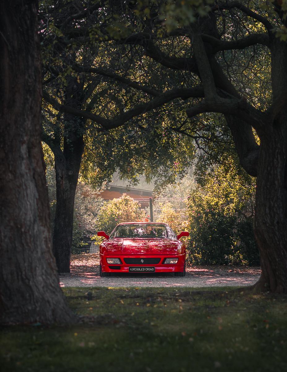 2019_10_27 Supercars Provence Ferrari 512 Testarossa