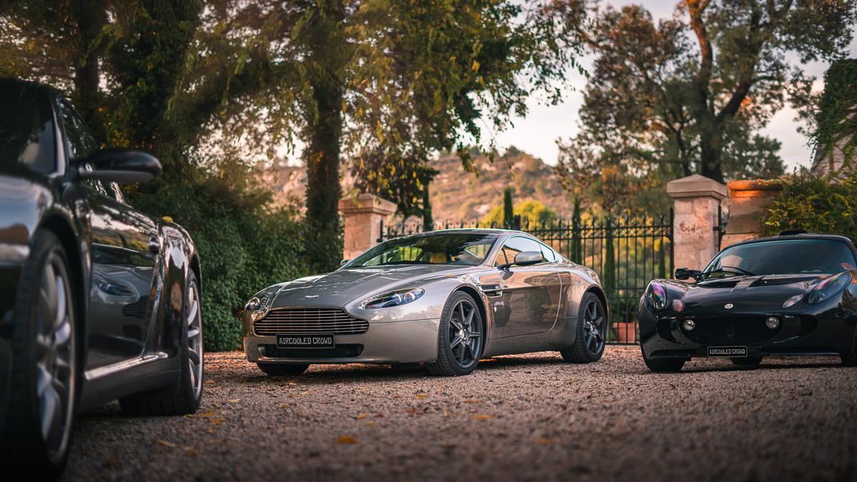2019_10_27 Supercars Provence Aston Martin DB7