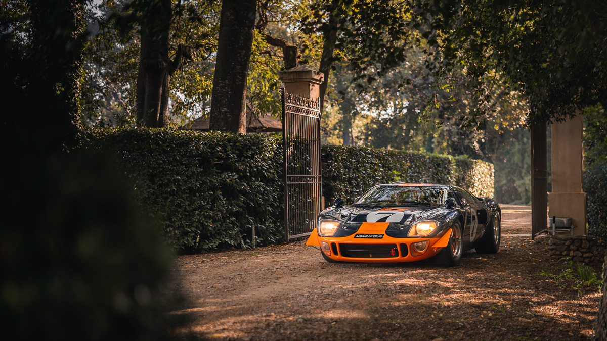 2019_10_27 Supercars Provence Ford GT40