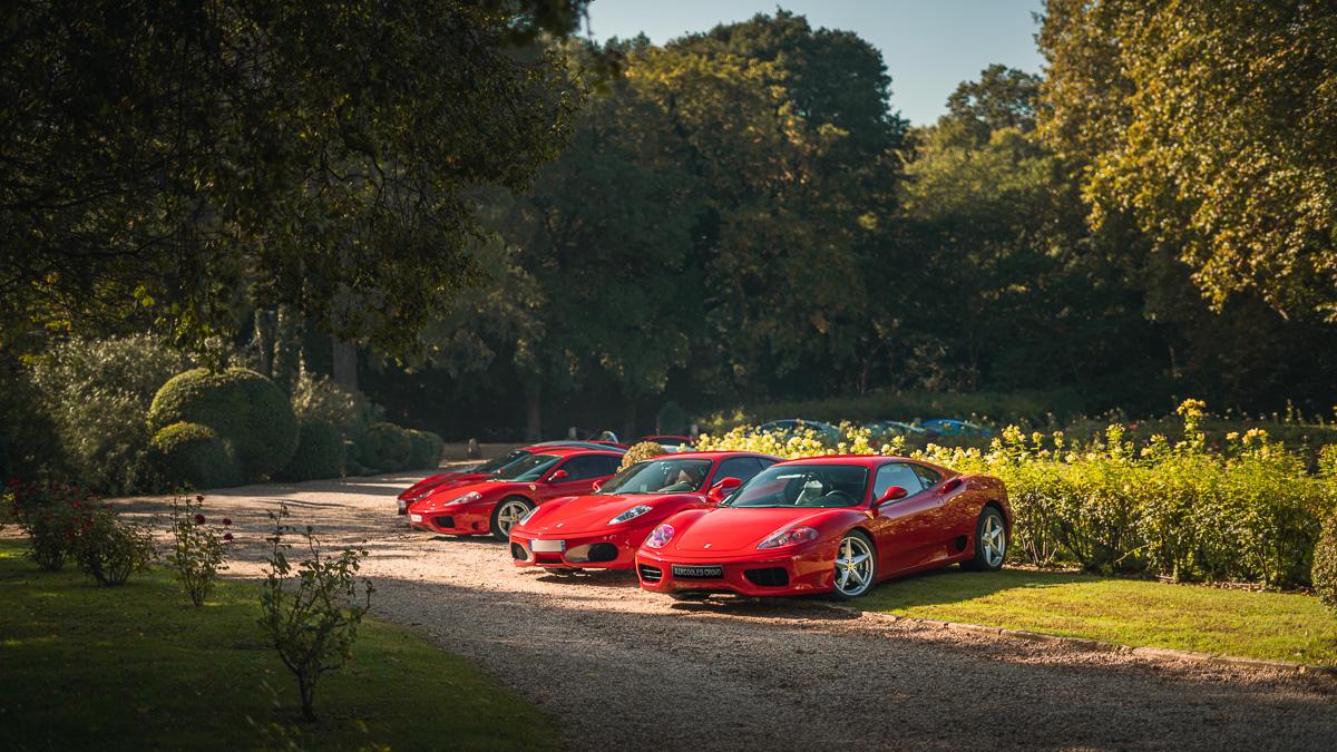2019_10_27 Supercars Provence Ferrari 360