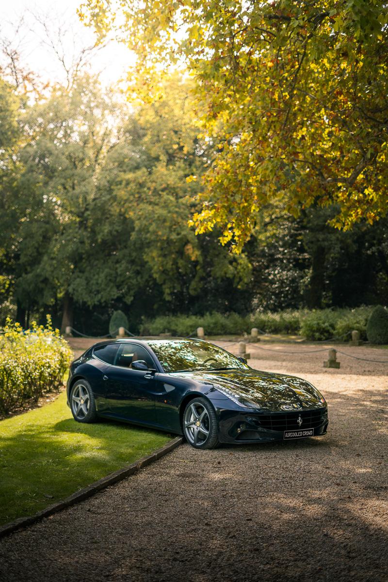 2019_10_27 Supercars Provence Ferrari FF