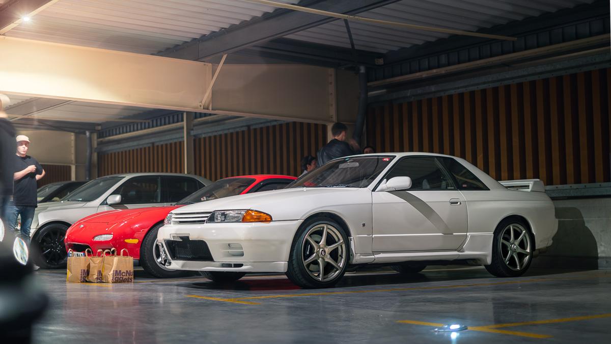 2019_11_02 Nissan R32 GTR
