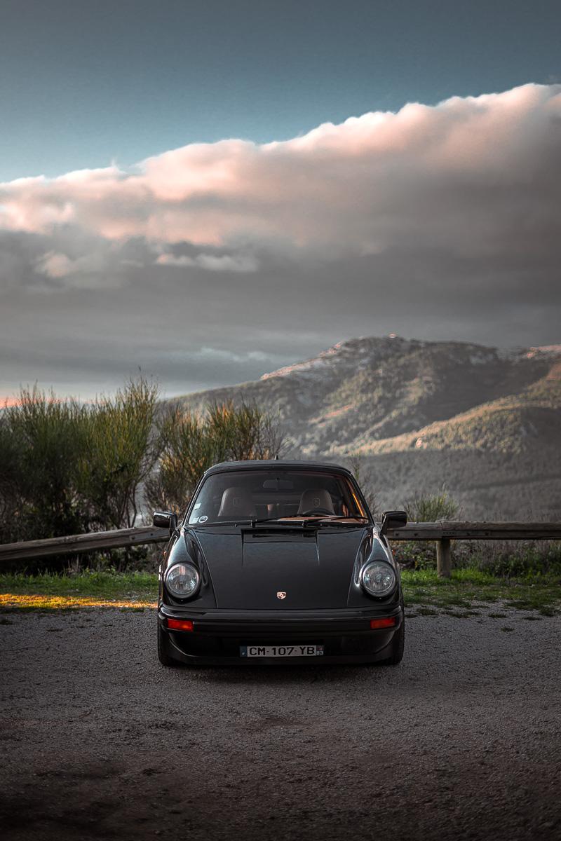 Porsche 911 Toulon Targa