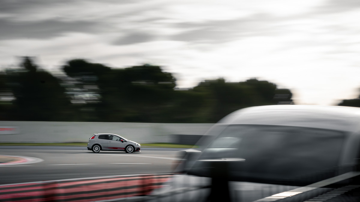 2019_12_02 Roulage Driving Center Punto Abarth