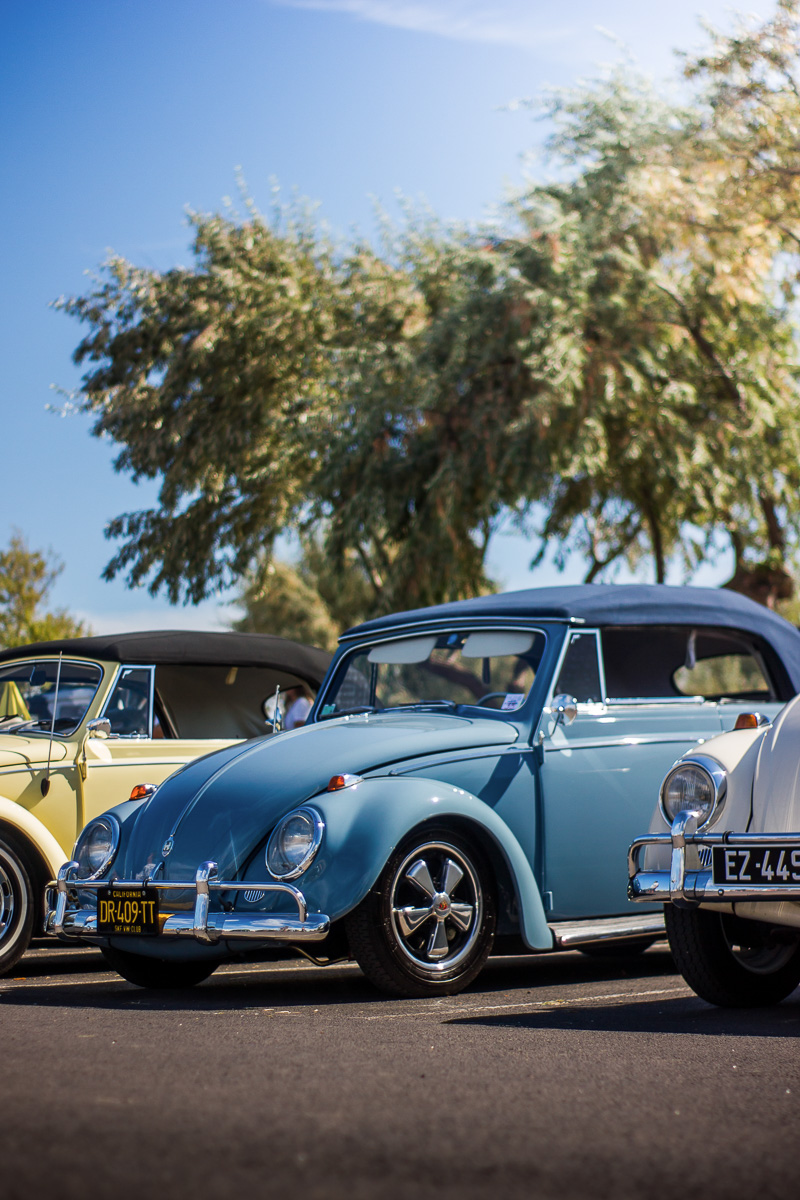 Cap D'Agde VW Beetle