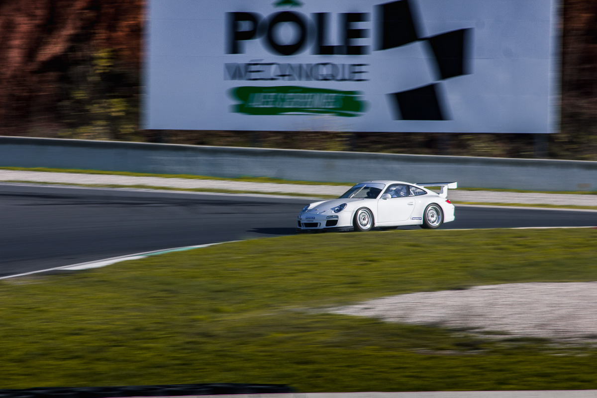 Pole Mecanique 911 RSR