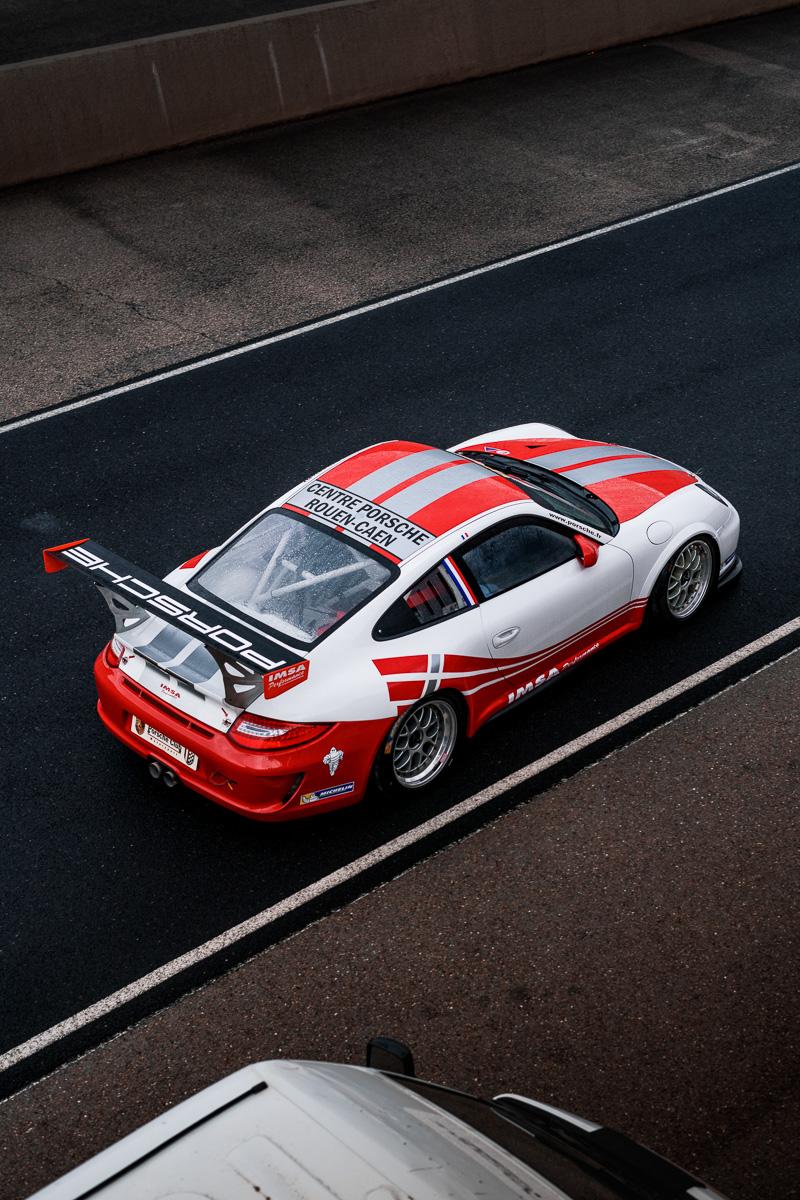 Pole Mecanique Porsche 911