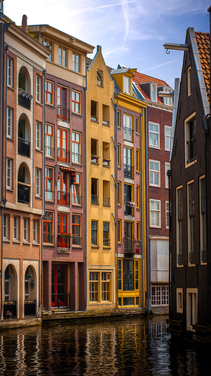 Pays-Bas, Amsterdam